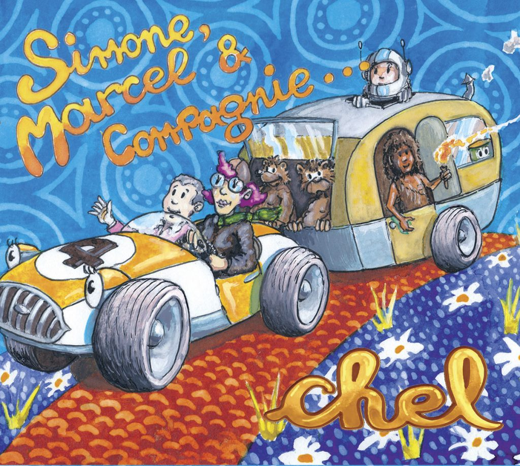 Chel - Simone, Marcel et Cie