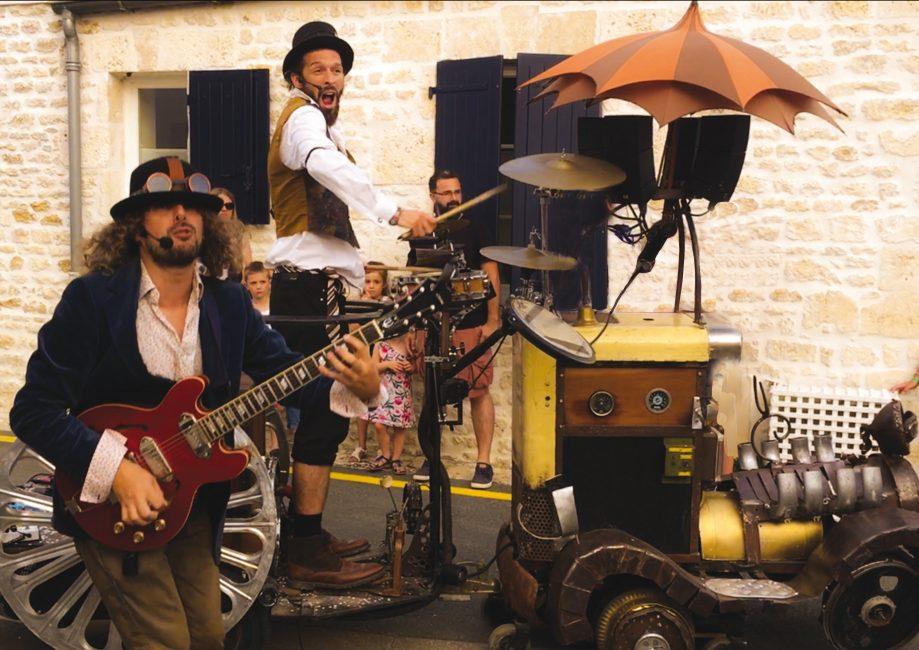 La LoCo-MoBiLe – Samba Swing 'N' Roll